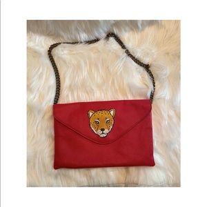 Cheetah Evening Bag
